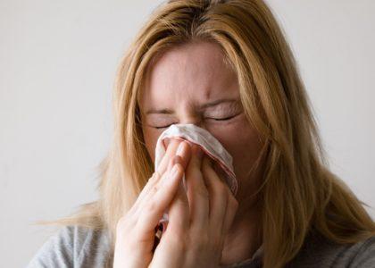 leczenie przeziębienia